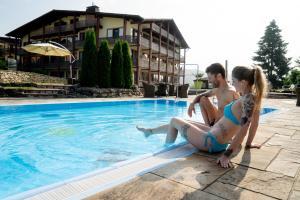 Romantik Hotel Freund & Spa Resort - Lichtenfels-Sachsenberg