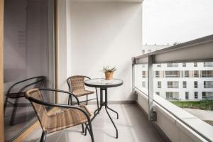 City Locum Comfortable Apartments in Heart of Warsaw