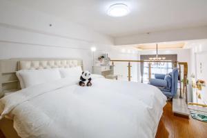 Coastline International Apartment, Apartments  Guangzhou - big - 60