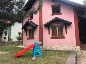 Kuca na Zlatiboru, Holiday homes  Zlatibor - big - 18