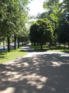 Apartment Dom Kino, Апартаменты  Минск - big - 21