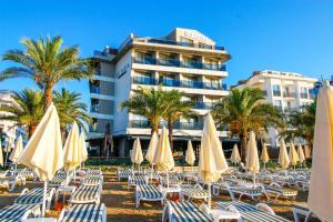 Отель Malibu Beach, Мармарис