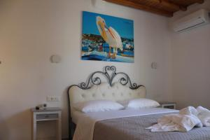 Stelios Village Mykonos, Апартаменты  Миконос - big - 21