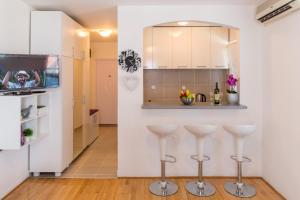 Diamond Apartments, Ferienwohnungen  Budva - big - 24