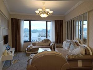 Guilin Hongkong Hotel, Hotel  Guilin - big - 1