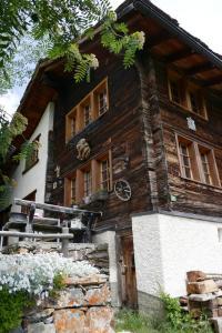 Châlet Birkhahn - Hotel - Saas-Fee