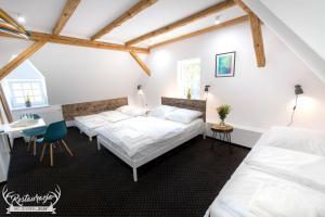 Pokoje hotelowe Nad jeziorem Jelen