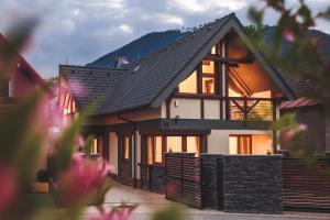 Ferienhaus Horvát Family Residence Lúčky Slowakei