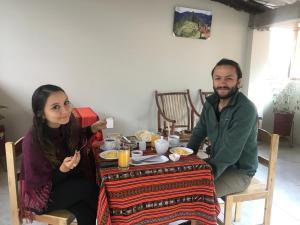 Hostel Apu Qhawarina, Hostince  Ollantaytambo - big - 58