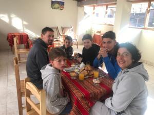 Hostel Apu Qhawarina, Penziony – hostince  Ollantaytambo - big - 57