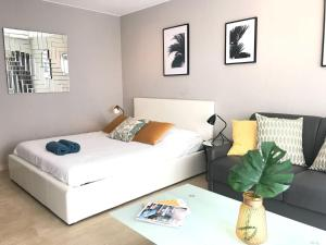 Modern Studio - 50 mètres des plages de la Croisette, Ferienwohnungen  Cannes - big - 6