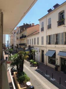 Modern Studio - 50 mètres des plages de la Croisette, Ferienwohnungen  Cannes - big - 11