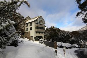 Accommodation in Ben Lomond
