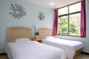 Boke Hotel Foshan Sanshui, Szállodák  Szansuj - big - 24