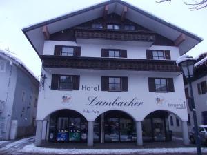 Hotel Lambacher - Oberaudorf