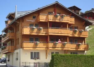 Sunnegga - Apartment - Grächen