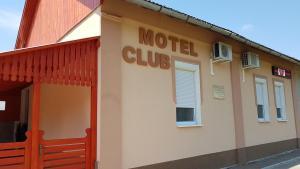 Club Motel, Motel  Kétegyháza - big - 90