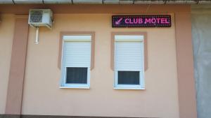 Club Motel, Motel  Kétegyháza - big - 47
