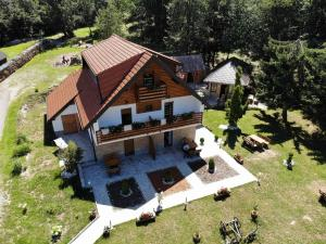 Guesthouse Green Valley, Penziony  Jezerce - big - 73