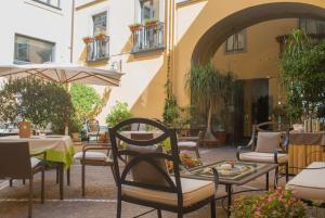 Le Cheminée Business Hotel Napoli - AbcAlberghi.com