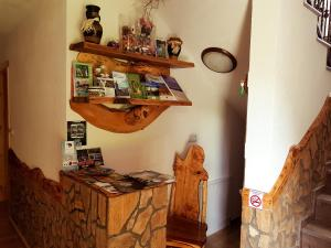 Guesthouse Green Valley, Penziony  Jezerce - big - 63