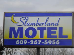 Slumberland Motel Mount Holly