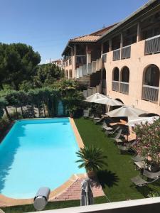 Hôtel Belvedère Cannes Mougins - Mougins