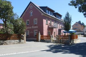 Altes -Haus - Fattigau