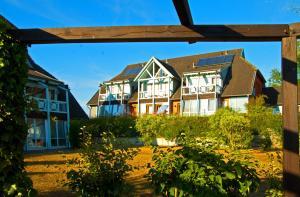 Maisonette-Appartement mit Logia und Seeblick