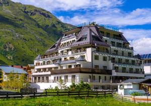 Hotel Alpenland - Obergurgl-Hochgurgl
