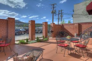 Downtown Durango COndo J303, Prázdninové domy  Durango - big - 2