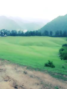 Shanghar valley camping site