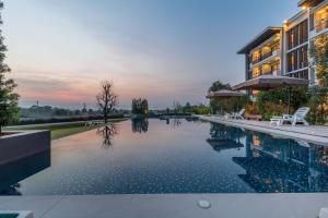 Green Ville Laguna Hotel, Hotels  Sung Noen - big - 25