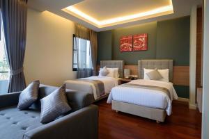 Green Ville Laguna Hotel, Hotely  Sung Noen - big - 26