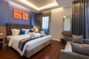 Green Ville Laguna Hotel, Hotely  Sung Noen - big - 31