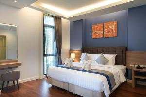 Green Ville Laguna Hotel, Hotely  Sung Noen - big - 43
