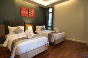 Green Ville Laguna Hotel, Hotely  Sung Noen - big - 50