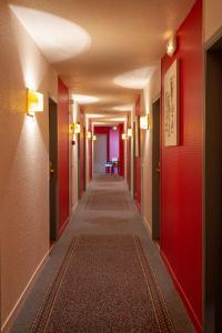 New Providence Hotel, Hotels  Vittel - big - 46