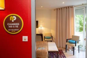New Providence Hotel, Hotels  Vittel - big - 68