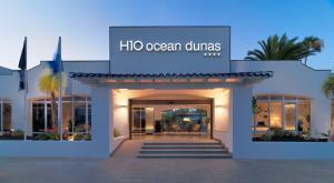 H10 Ocean Dunas - Adults Only, Hotel  Corralejo - big - 37