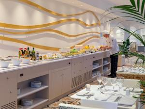 H10 Ocean Dunas - Adults Only, Hotel  Corralejo - big - 26