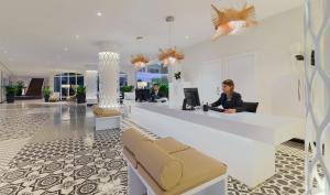 H10 Ocean Dunas - Adults Only, Hotel  Corralejo - big - 23