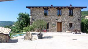 Tenuta Iannone, Vidiecke domy  Tornareccio - big - 20