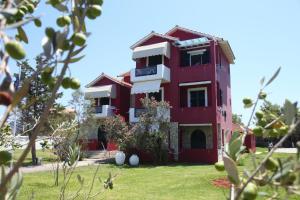 Villa Ioli, Affittacamere  Città di Lefkada - big - 56