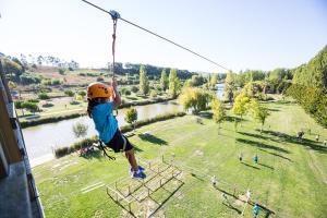 Parque dos Monges, Zelt-Lodges  Alcobaça - big - 37