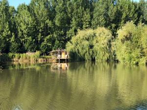 Parque dos Monges, Zelt-Lodges  Alcobaça - big - 31