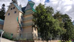 Отель Звездный, Домбай