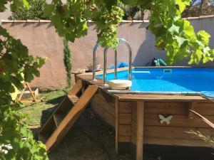 2 Chambres Tramontane et Alizé - Accommodation - Jonquerettes