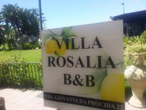 B&b Villa Rosalia - AbcAlberghi.com