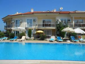 Sunset beach Club 3 Beds Apt D4 - Fethiye